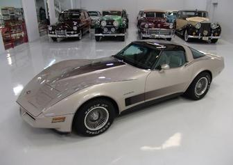 CHEVROLET Corvette Coupe '82 コルベット クーペ.JPG