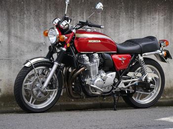 CB1100カスタムバイク